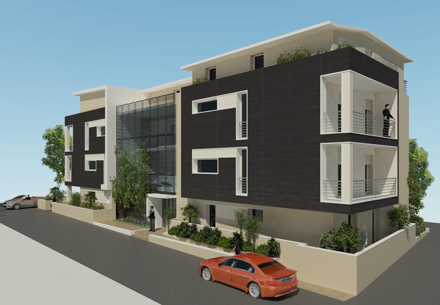 Appartamento in vendita a pesaro a 400000 puntocasa pesaro for Palazzine moderne